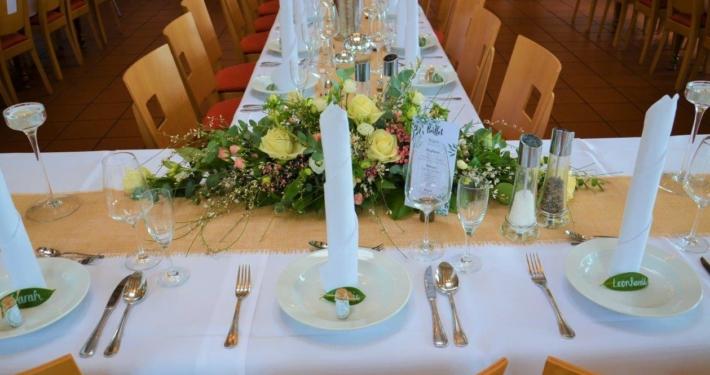 Hochzeit im Deutschen Heinrich