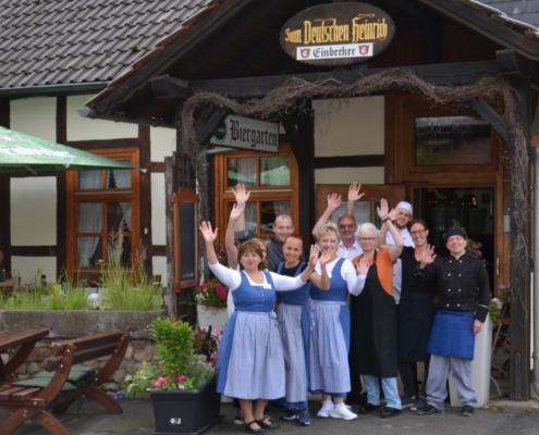 Deutscher Heinrich Team